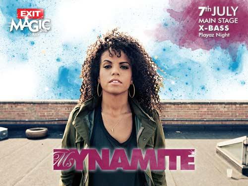 Exit Avantura 2016 | Ms Dynamite