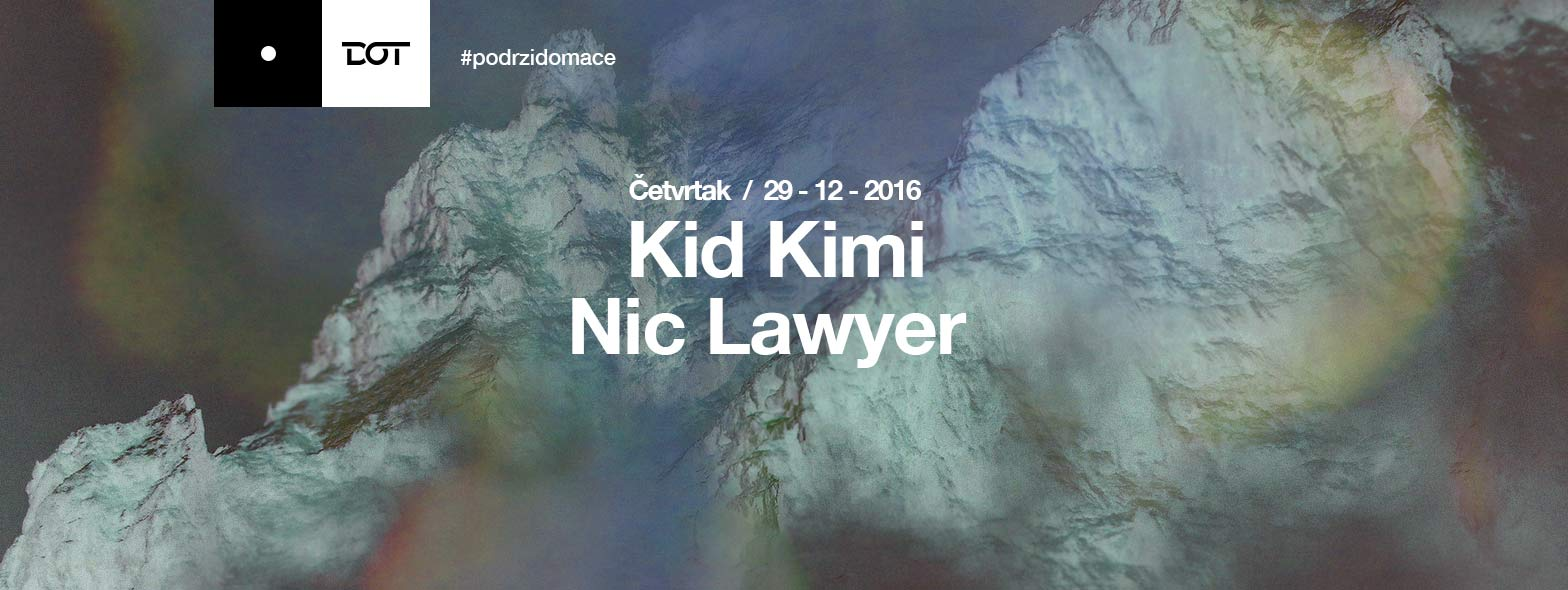 Kid Kimi i Nic Lawyer