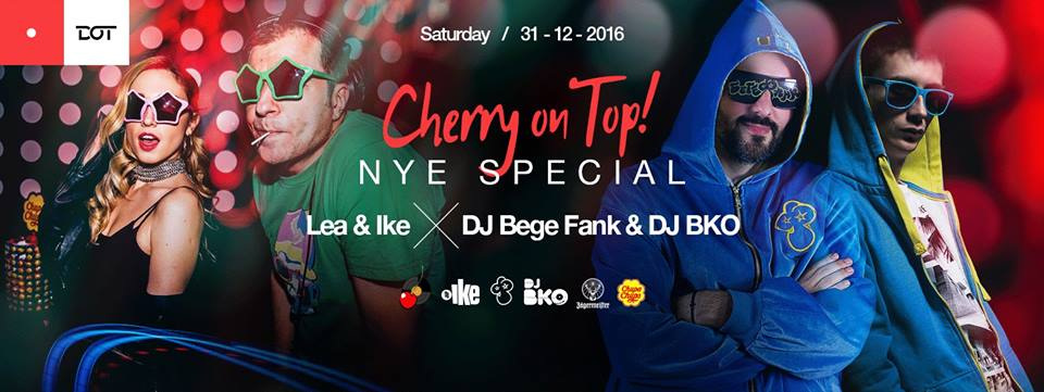 Cherry On Top NYE