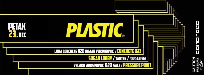 Žurka u Plasticu