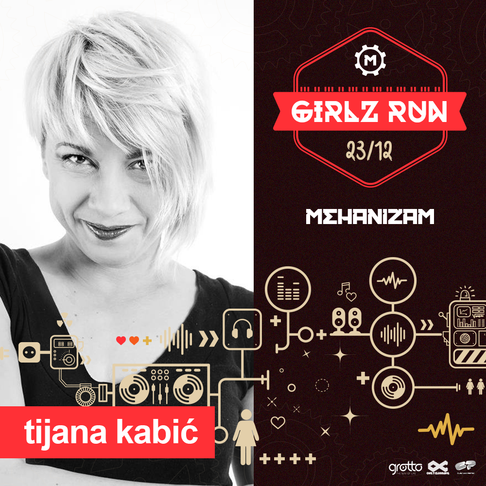 Girlz Run Mehanizam