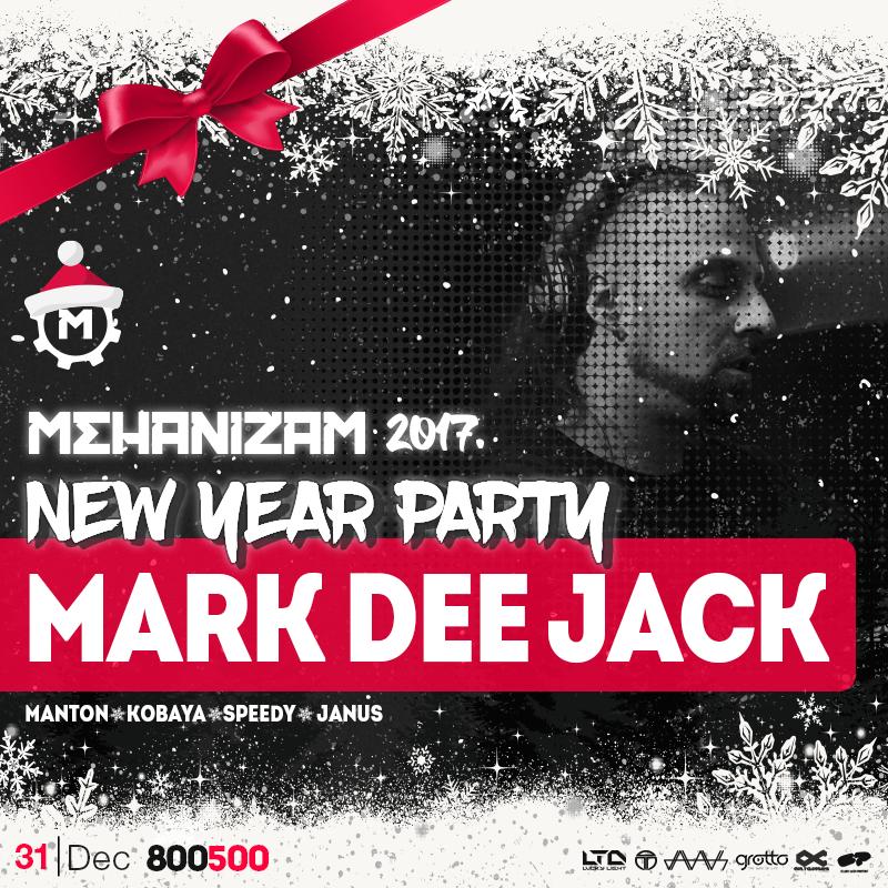 Mark Dee Jack - Mehanizam NYE