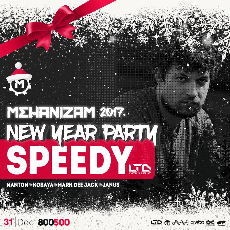 Speedy - Mehanizam NYE
