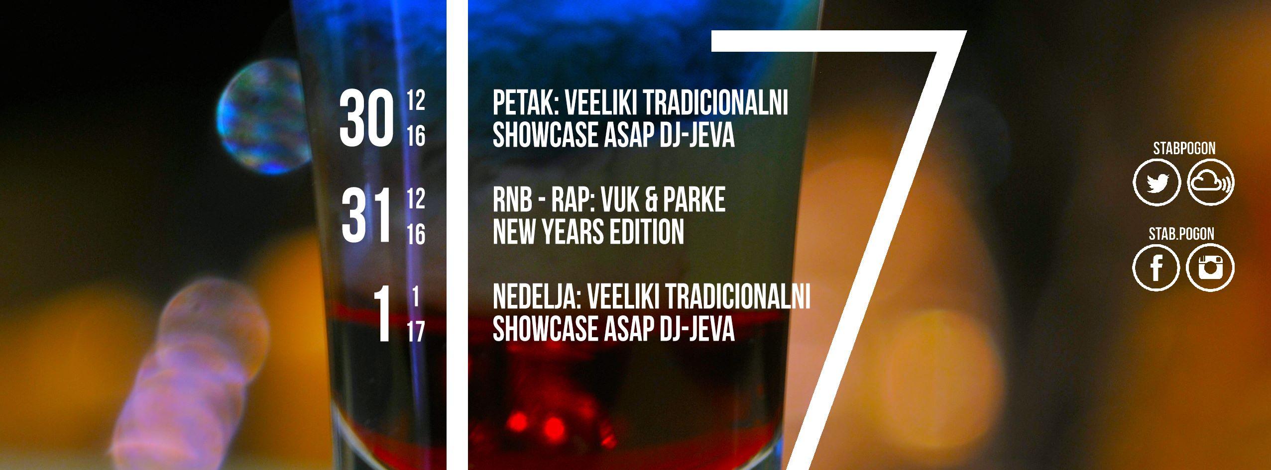Novogodišnji program u Štab Pogonu