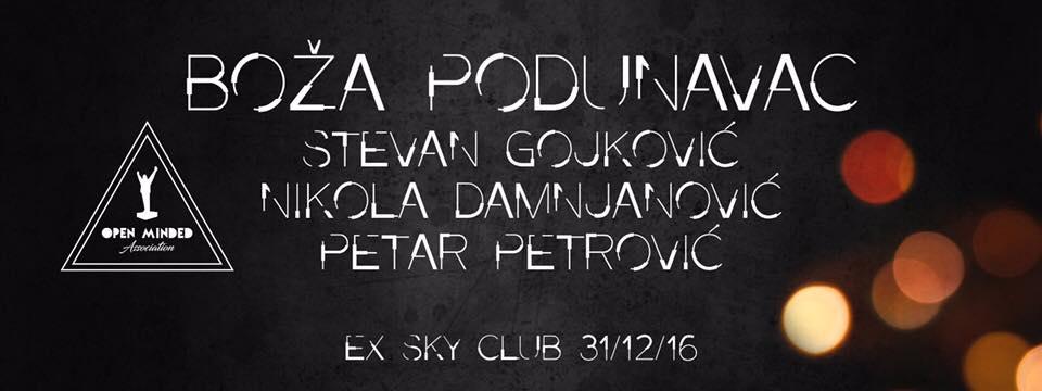 Boža Podunavac Open Minded Fest