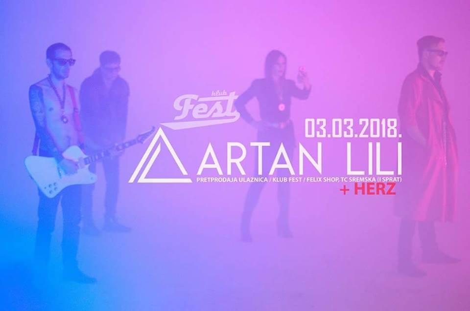 Artan Lili, Fest