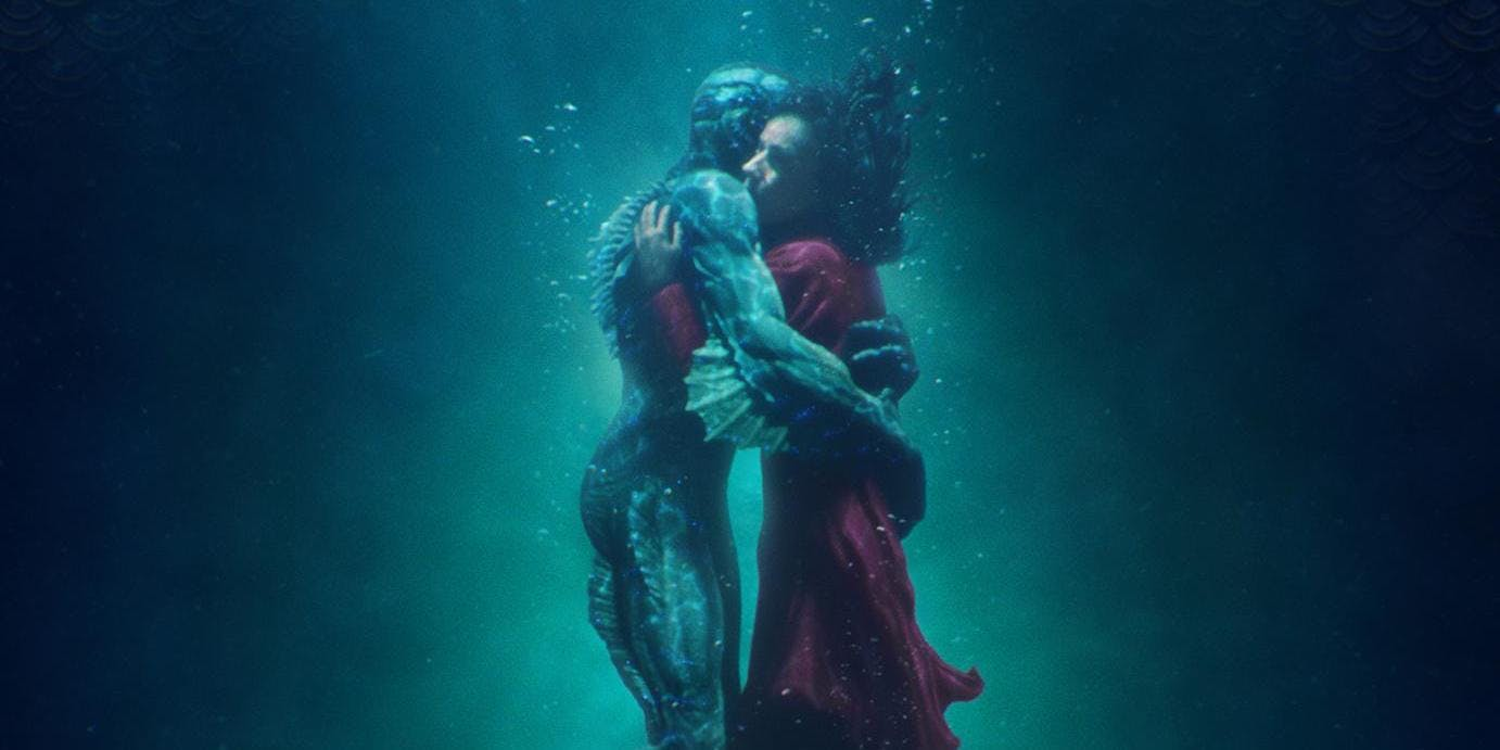 The Shape of water, Fest 2018.