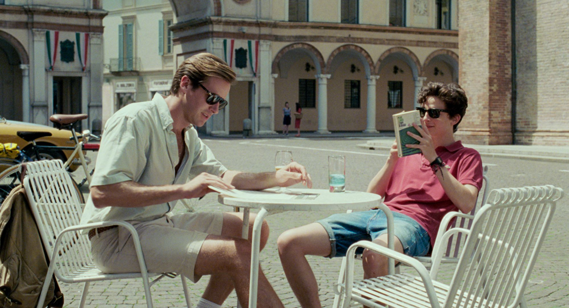 Call me by your name, Fest 2018.