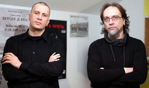 Goran Šobić Sirano je sa novim sastavom grupe Zid Mortal snimio treći studijski album!