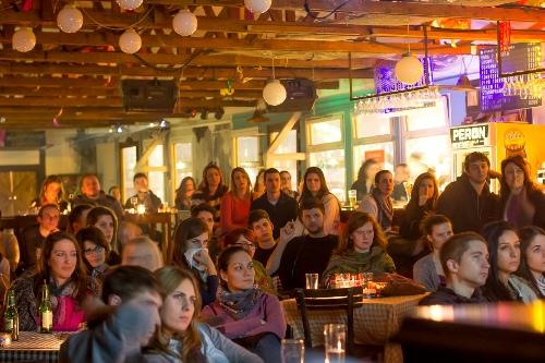 CINEMALA: Anti-blokbaster hitovi u prvom kafe-bioskopu u Beogradu! | KC Peron | Beograd | 2015