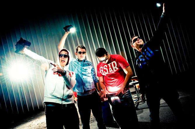 CONNECT: Jedan od najpopularnijih hrvatskih hip-hop sastava nastupa u Mikseru! | Beograd | 2015
