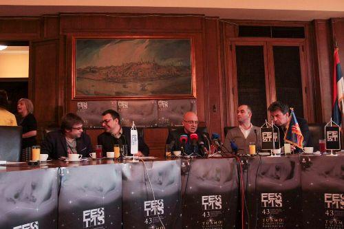 43. FEST | Tu smo! U sazvežđu pobednika | Najavljeno 90 premijera! | Beograd | 2015