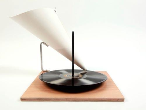 Gramofon od drveta i papira | Kakav je to DJ koji ne ume da vrti ploče? Gramofoni na malo drugačiji način!