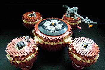Lego gramofon | Kakav je to DJ koji ne ume da vrti ploče? Gramofoni na malo drugačiji način!
