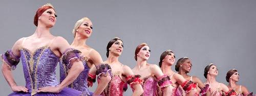 Les Ballets Trockadero de Monte Carlo | 12. Beogradski festival igre: Komunikacija u pokretu! |  2015 | Srbija