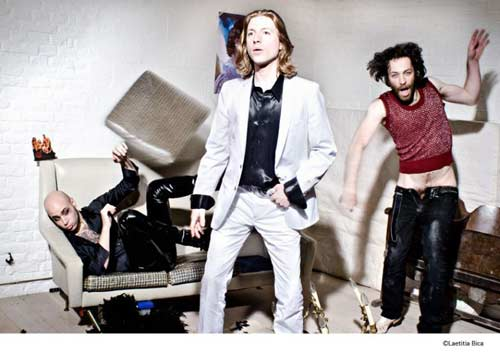 Experimental Tropic Blues Band: Miks bluesa i punka iz Belgije, stiže u Beograd! | KC Grad | 2015