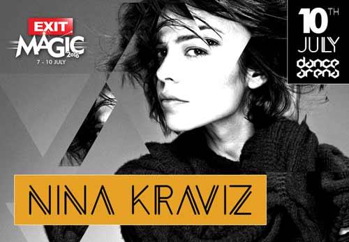 Nina Kraviz: Prva dama techno scene napokon na EXIT Dance Areni! | EXIT Festival 2016