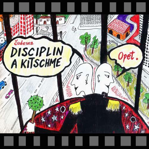 DISCIPLIN A KITSCHME: Samo disciplina! | Recenzija Milan B. Popović