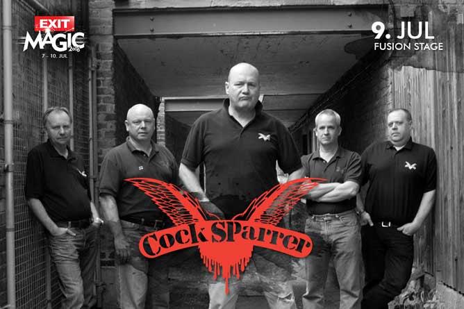 Cock Sparrer, konačno dolaze na Exit Festival