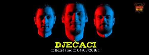 Vračar Rocks: DJEČACI prvi put u Božidarcu! | Beograd 2016