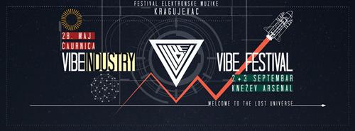 VIBE Festival 2016: Četvrto izdanje festivala u Kragujevcu zakazano za 2. i 3. septembar
