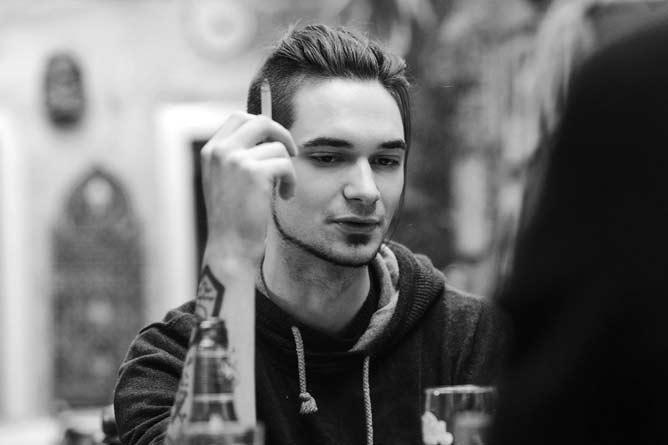 Zvoganj Intervju | Foto by Jasenka Grujin