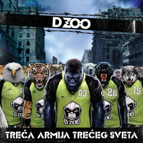 Subotički sastav D ZOO objavili album: Treća armija trećeg sveta! | Nocturne Media