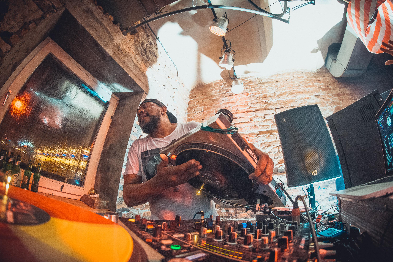 DJ Marky i MC GQ / Foto: Marko Edge Obradović