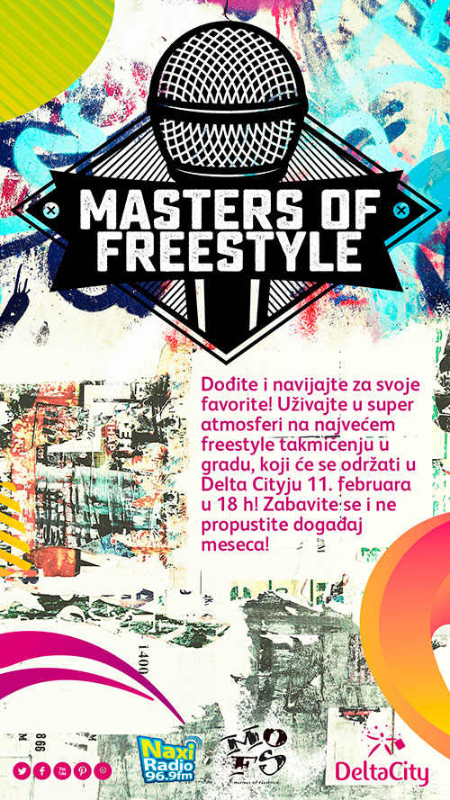 Masters Of Freestyle