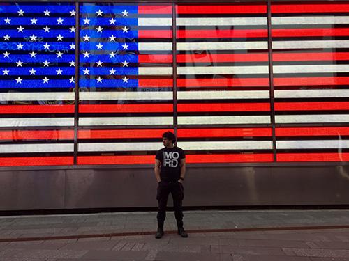 LAG - USA turneja