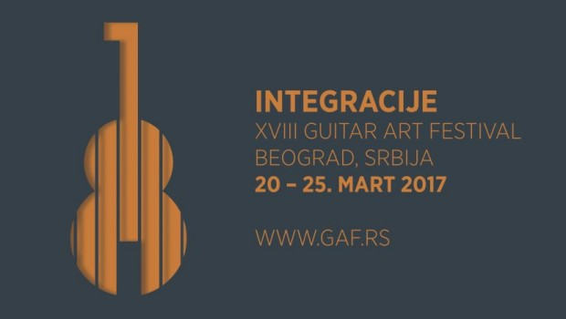 Guitar Art Festival 2017 - Integracije