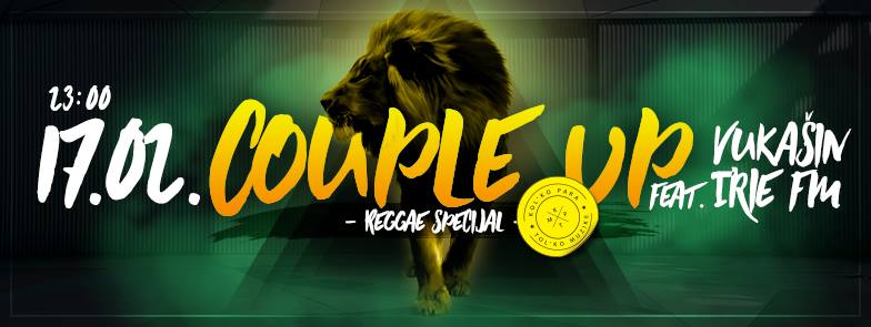Irie FM i Couple UP u KPTM-u
