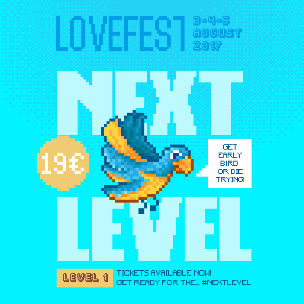 Lovefest 2017 - Next Level