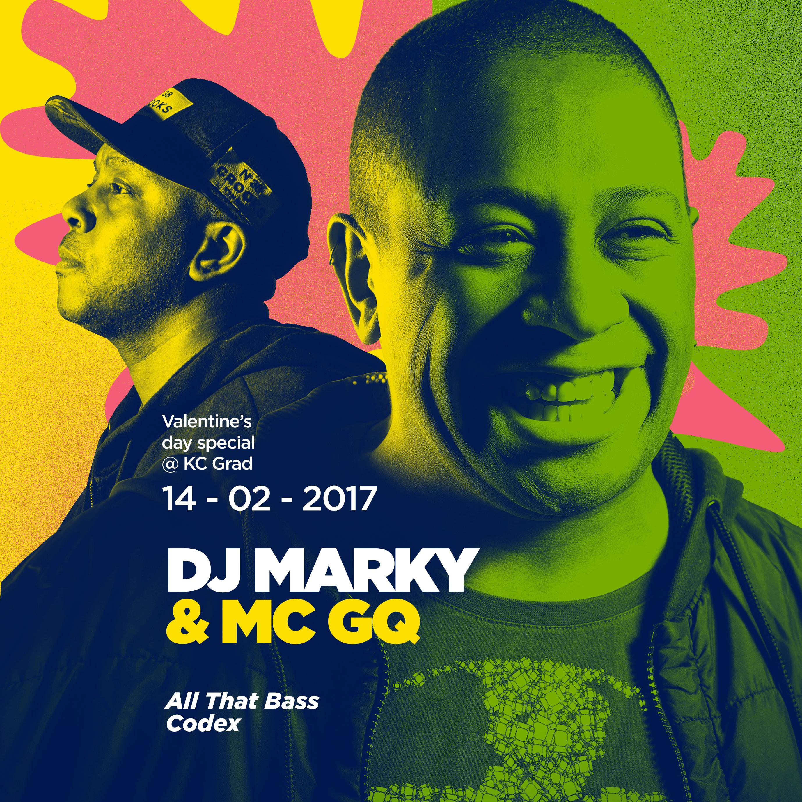 DJ Marky i DJ GQ