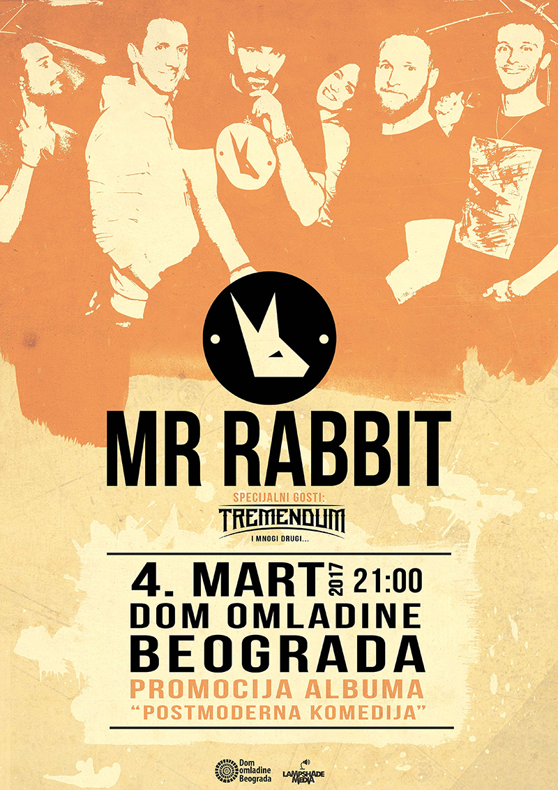 Mr. Rabbit u Domu omladine