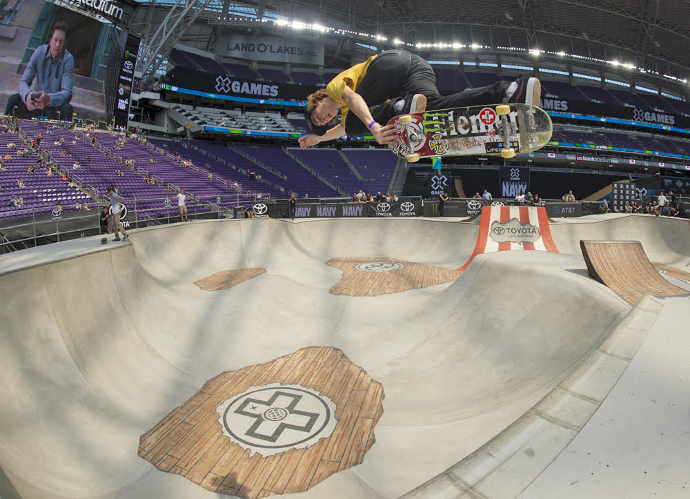 X Games Minneapolis 2017 - Monster Energy - Skate