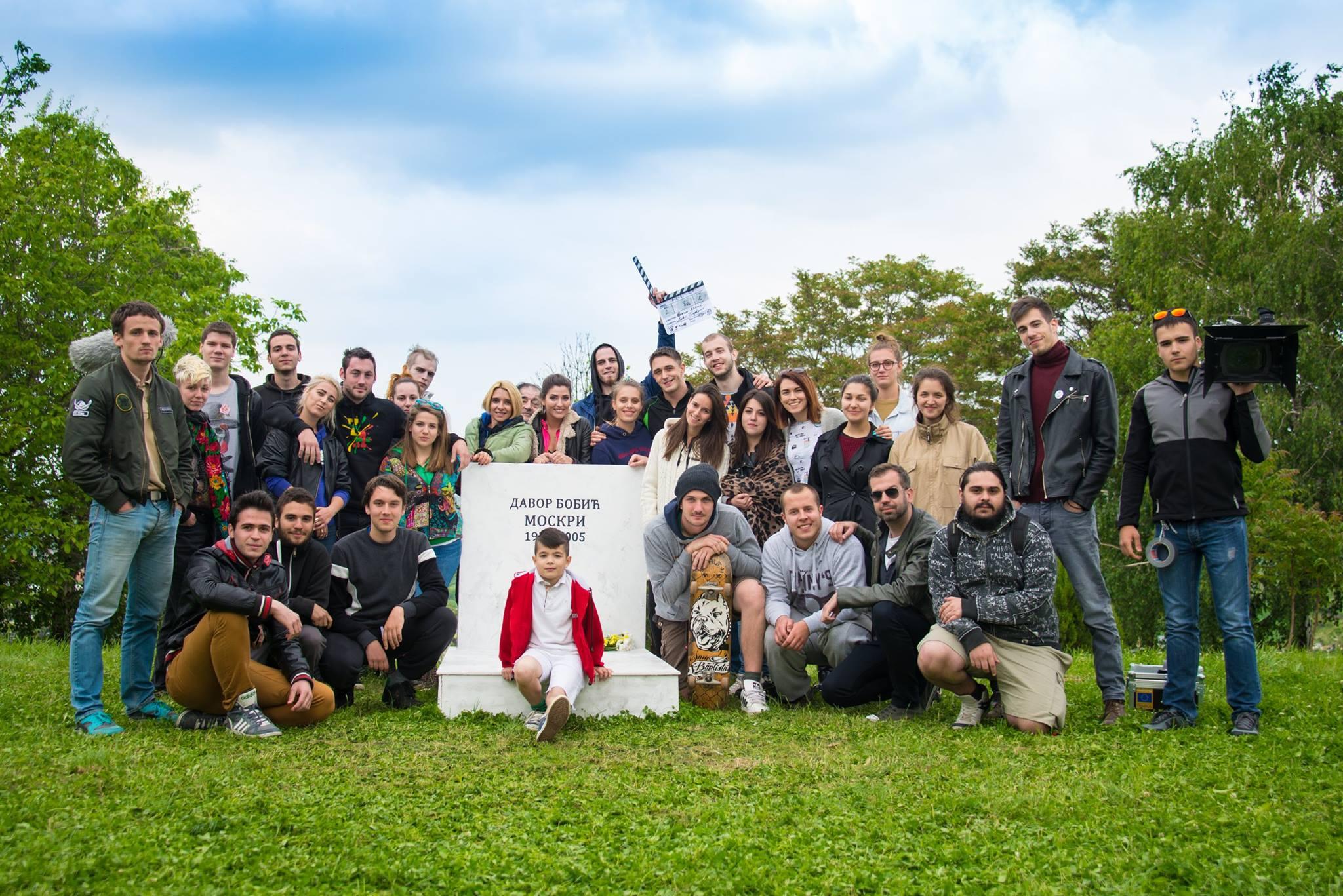 Ekipa filma Život po Moskriju