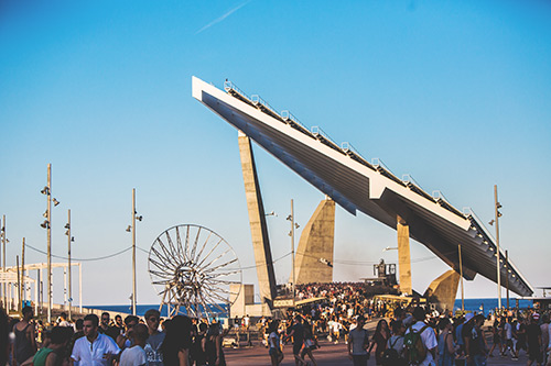 DGTL Festival Barselona