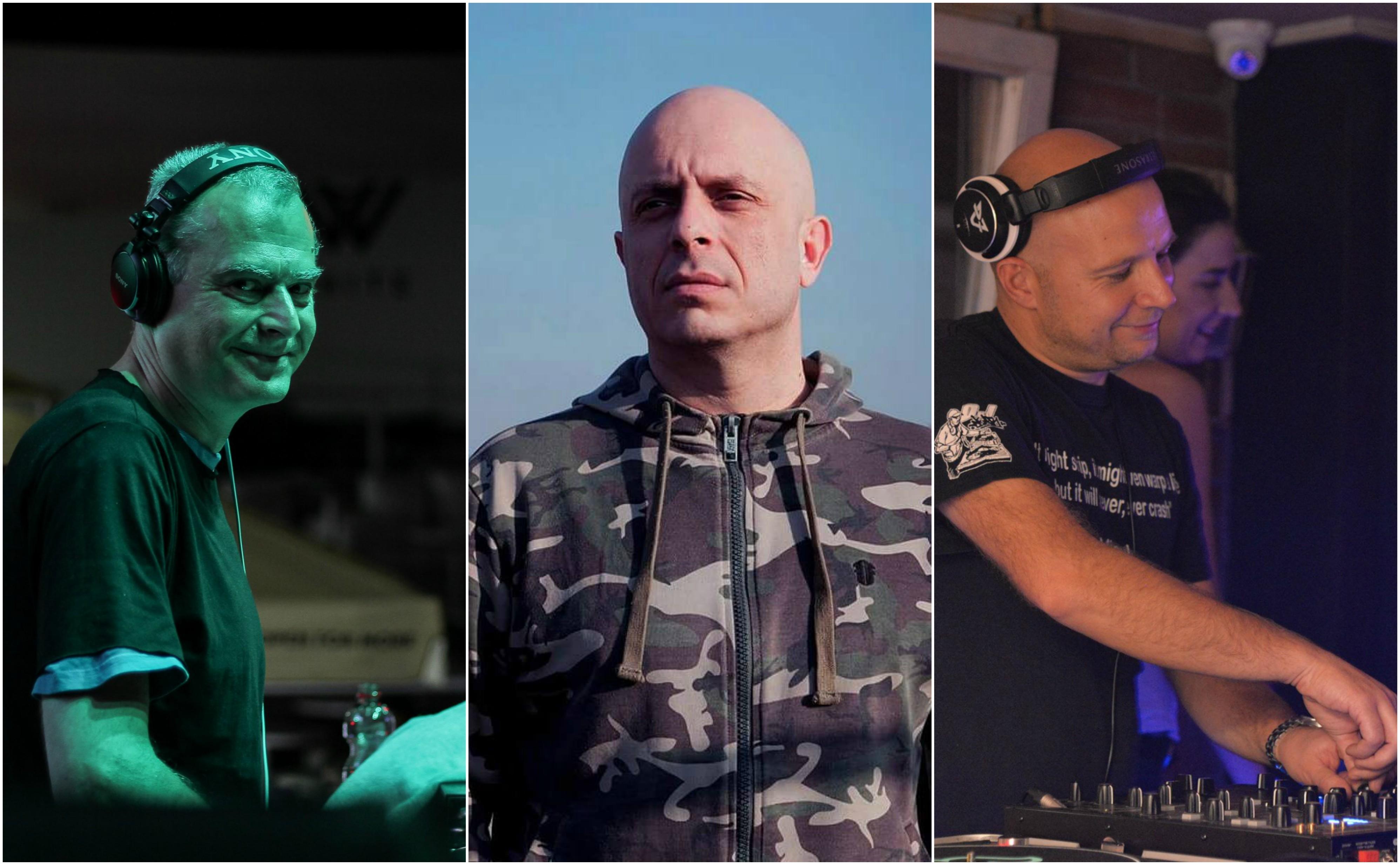 Boža Podunavac - Mirko Lazarević - Dušan Kačarević - Drugstore