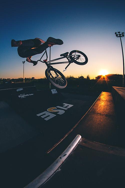 BMX - Marin Lončar - Fotografija - Ekstremni sportovi