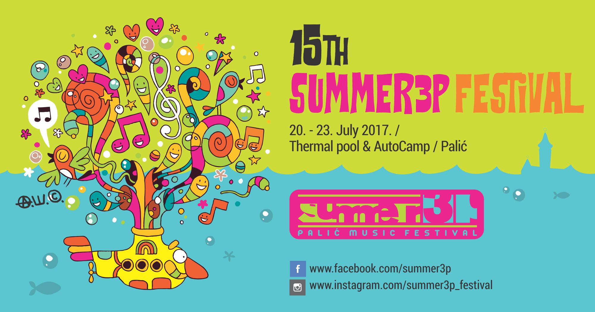 Summer3p festival 2017