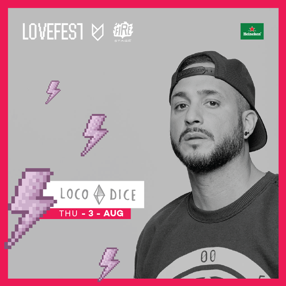 Loco Dice - Lovefest 2017 - #nextlevel - Vrnjačka Banja