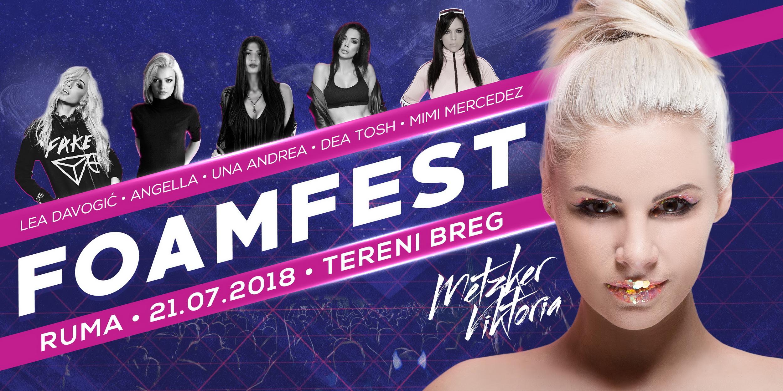 Foam Fest 2018