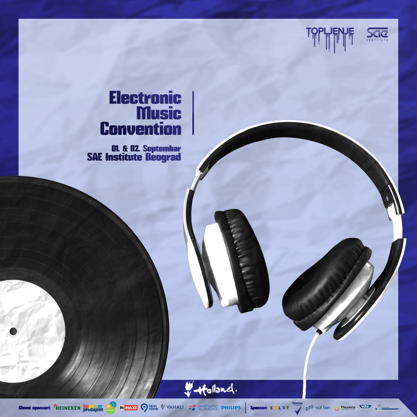 Electronic Music Convention