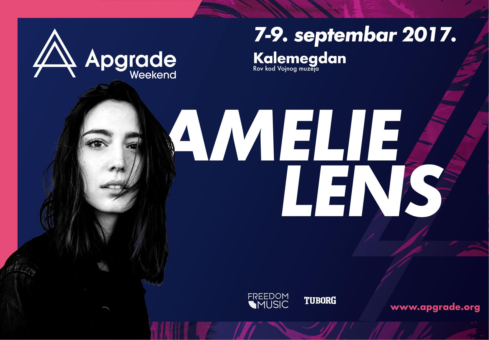 Amelie Lens - Apgrade Weekend
