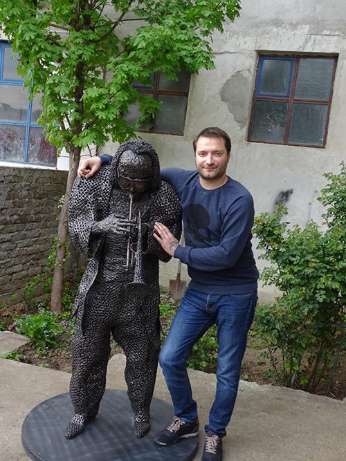 Majls Dejvis i Boris Deheljan