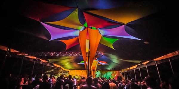 O.Z.O.R.A. - Pumpui stage / Foto: ozorafestival.eu