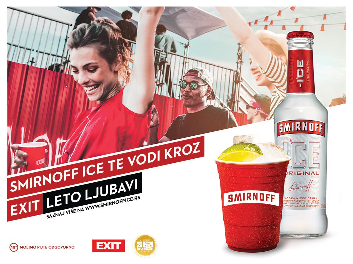 SMIRNOFF Exit