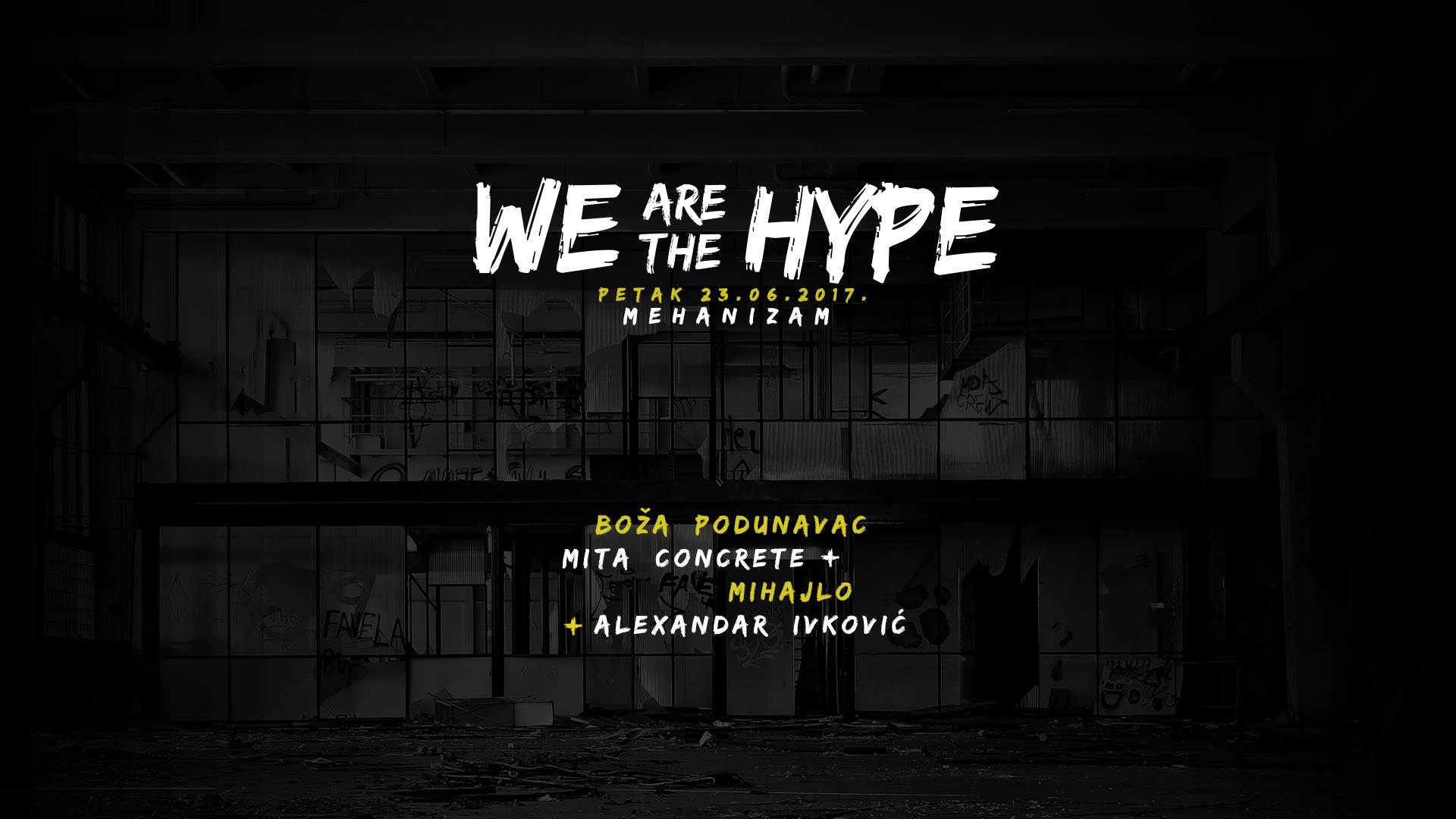 We Are The Hype