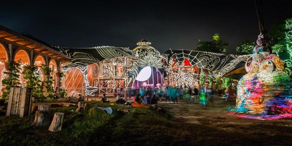 O.Z.O.R.A. - Dragon Nest / Foto: ozorafestival.eu